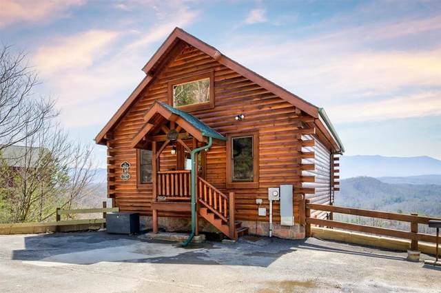 2615 Greystone Ridge Dr, Sevierville, TN 37876 (#243854) :: JET Real Estate