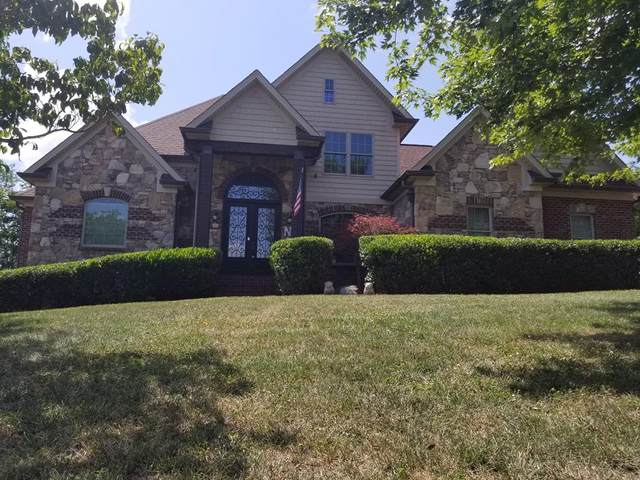 1410 Rippling Waters Cir, Sevierville, TN 37876 (#243855) :: Billy Houston Group
