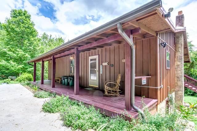 1304 Matthews Hollow Rd, Sevierville, TN 37876 (#243877) :: Prime Mountain Properties