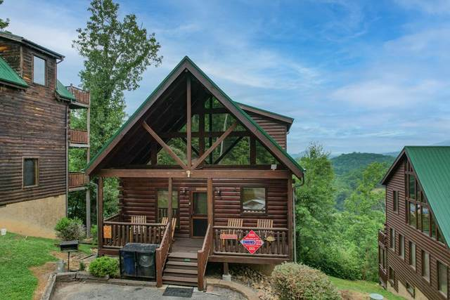 2251 Upper Middle Creek Rd Cabin #19, Sevierville, TN 37876 (#243882) :: Colonial Real Estate