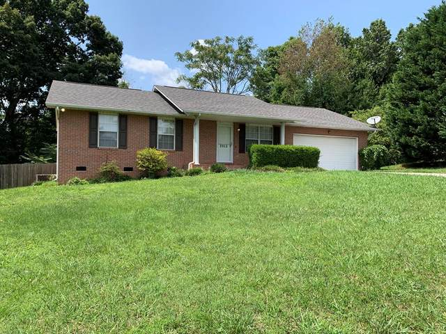 8915 Path Way, Knoxville, TN 37931 (#243883) :: Colonial Real Estate