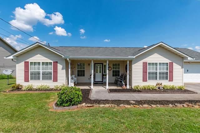 506 Keene Cir, Dandridge, TN 73871 (#243910) :: Colonial Real Estate
