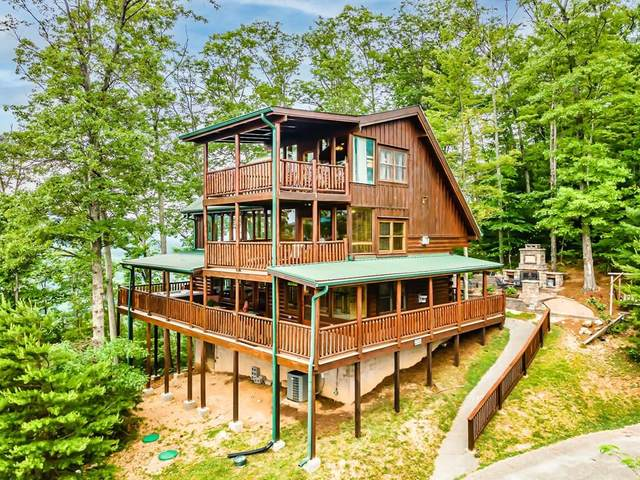 3455 Carsons Ridge, Sevierville, TN 37862 (#243949) :: The Terrell-Drager Team