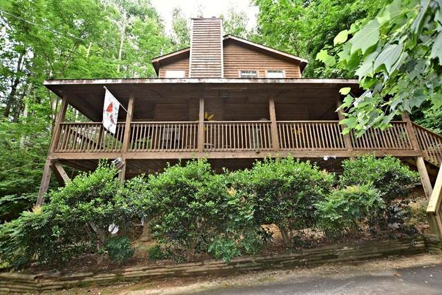 """2061 Luzerne Drive """"Say It With Lo, Gatlinburg, TN 37738 (#243985) :: Colonial Real Estate"""
