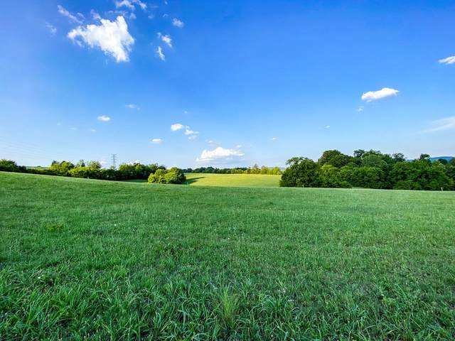 Lot 18 Forgety Road, Jefferson City, TN 37760 (#243997) :: The Terrell-Drager Team