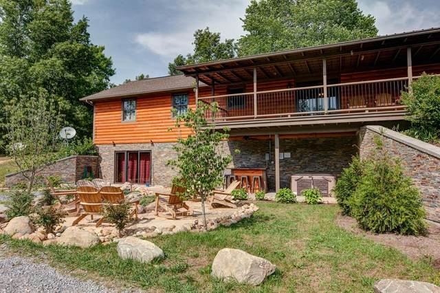 1445 Clabo Hollow Rd, Sevierville, TN 37876 (#244010) :: Billy Houston Group