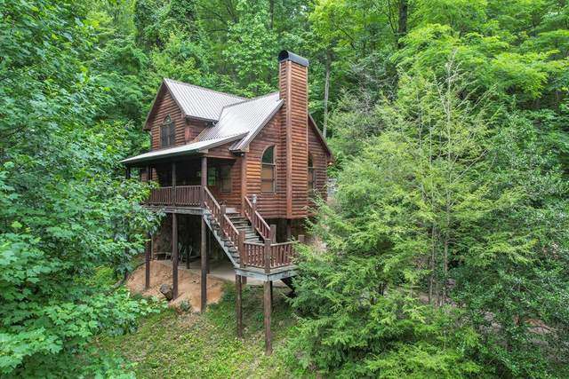 4275 Parkside Village Dr. Foxfire Cove, Sevierville, TN 37862 (#244038) :: The Terrell-Drager Team