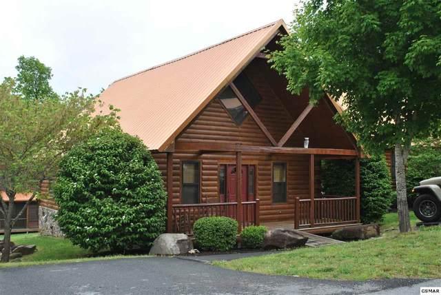 141 White Oak Resort Way, Gatlinburg, TN 37738 (#244043) :: Billy Houston Group
