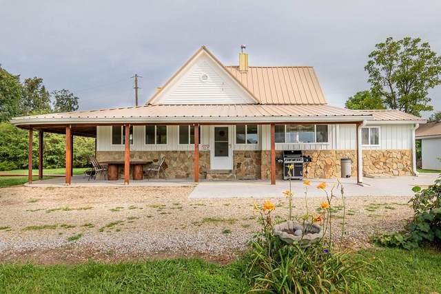 6204 Nails Creek Rd, Seymour, TN 37865 (#244066) :: Colonial Real Estate