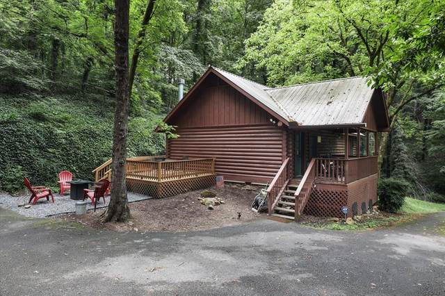 620 Forest Drive, Pigeon Forge, TN 37863 (#244069) :: Prime Mountain Properties