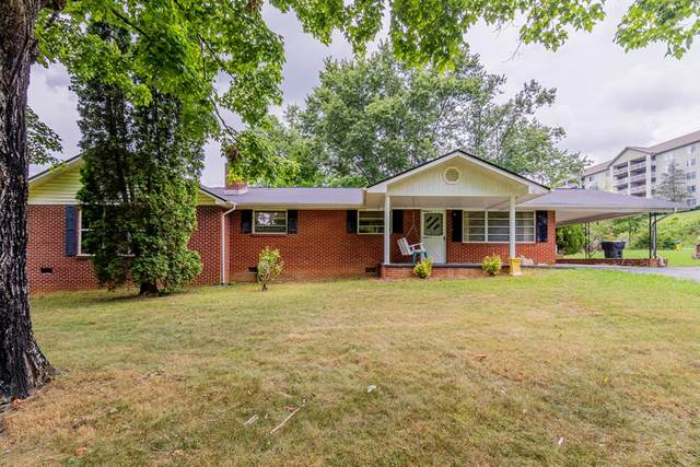3604 Singing Pines Rd, Pigeon Forge, TN 37863 (#244071) :: The Terrell-Drager Team