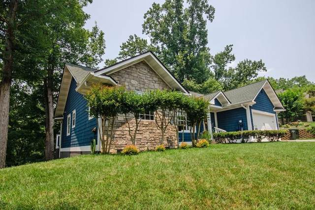 317 Saddleback Way, Sevierville, TN 37862 (#244075) :: Colonial Real Estate