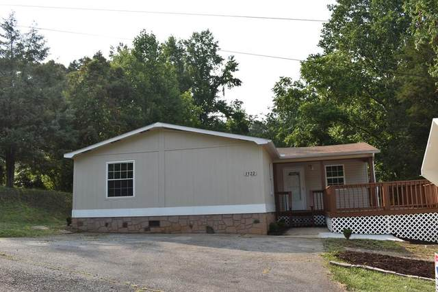 1322 Springfield Drive, Seymour, TN 37865 (#244081) :: Suzanne Walls with eXp Realty