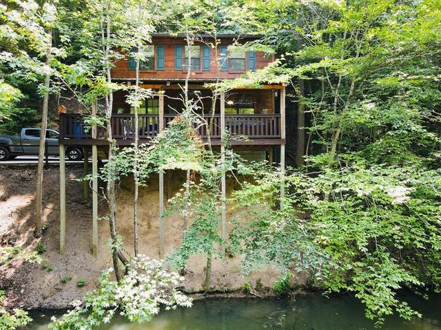 1019 Mountain Scenic Way, Sevierville, TN 37876 (#244099) :: The Terrell-Drager Team