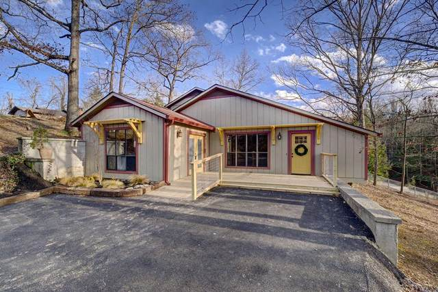 1634 Spruce Drive, Sevierville, TN 37876 (#244114) :: The Terrell-Drager Team