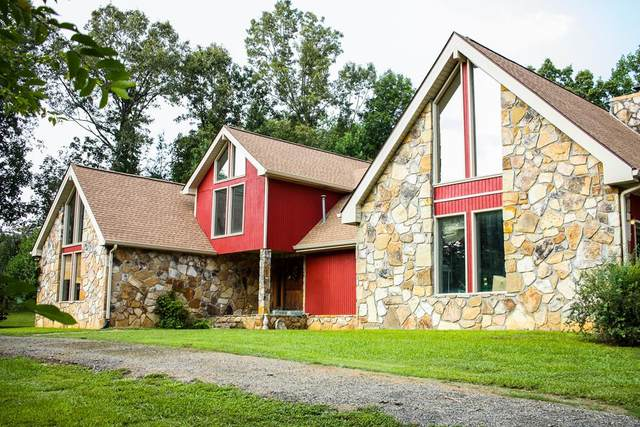 2430 Old Hwy 32, Newport, TN 37821 (#244124) :: The Terrell-Drager Team
