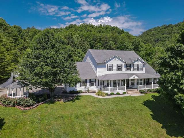 1650 Little Cove Road, Sevierville, TN 37862 (#244154) :: The Terrell-Drager Team