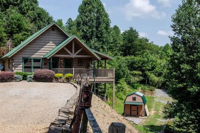 1483 Red Cedar Ln, Sevierville, TN 37876 (#244158) :: Tennessee Elite Realty