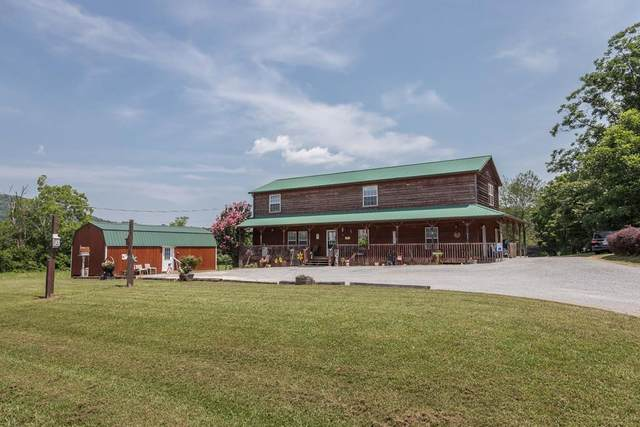 3279 Line Springs Road, Sevierville, TN 37862 (#244176) :: The Terrell-Drager Team