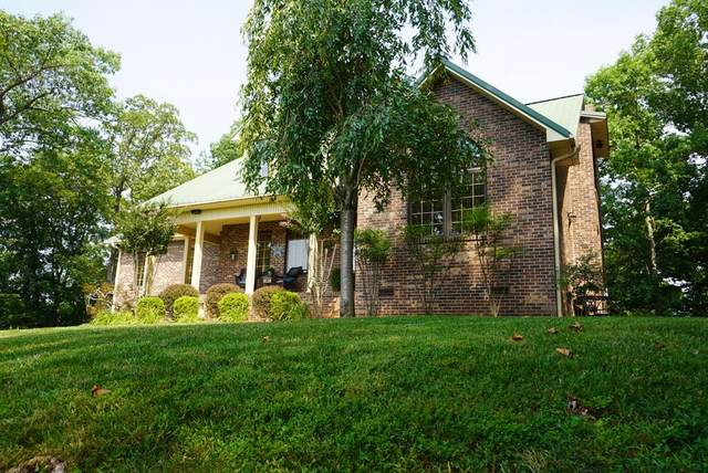 444 Fortenberry, Strawberry Plains, TN 37871 (#244185) :: The Terrell-Drager Team