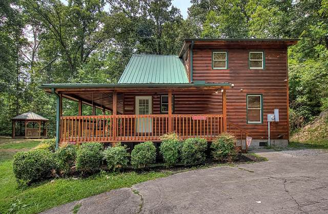 3201 Tanglewood Drive, Sevierville, TN 37876 (#244195) :: The Terrell-Drager Team