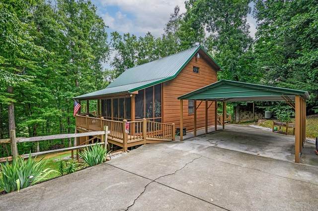 3820 Westwood Drive, Sevierville, TN 38762 (#244204) :: The Terrell-Drager Team