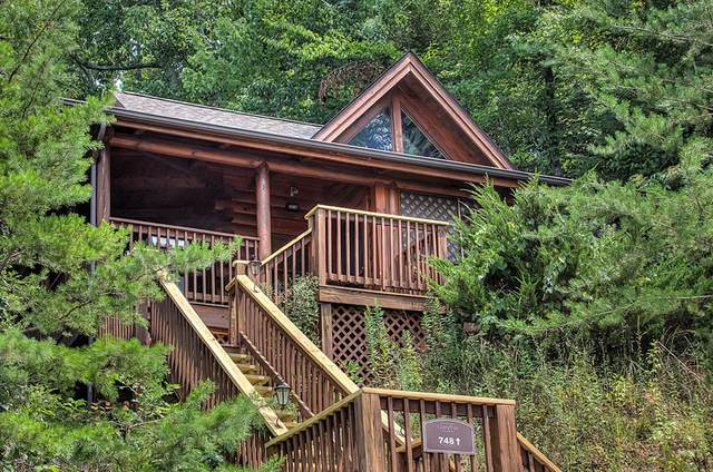 748 Golf View Blvd, Pigeon Forge, TN 37863 (#244233) :: Tennessee Elite Realty