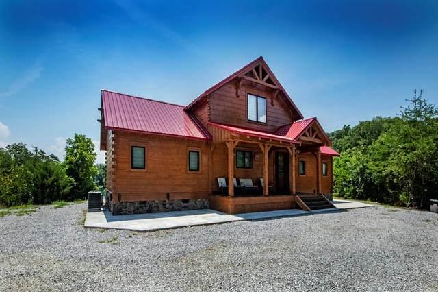 1815 Ridgecrest Drive, Dandridge, TN 37725 (#244266) :: Billy Houston Group
