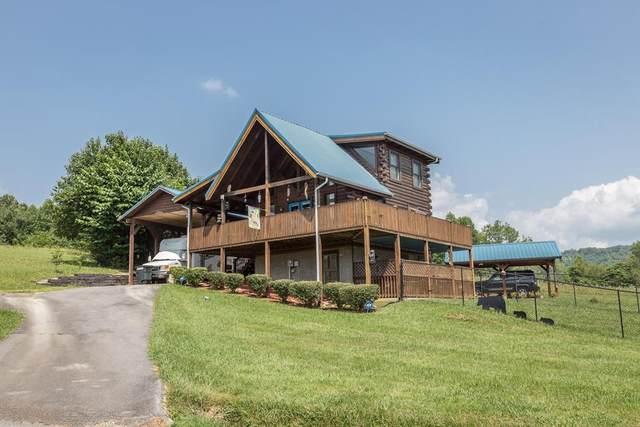 3402 Cherokee Ridge Way, Sevierville, TN 37862 (#244277) :: The Terrell-Drager Team