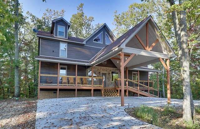 2612 Cloud View Drive, Sevierville, TN 37862 (#244284) :: Billy Houston Group