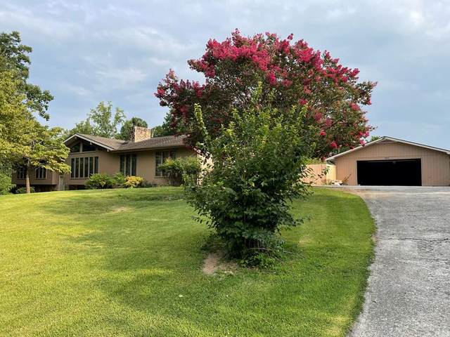 1616 Golf Course Rd., Newport, TN 37821 (#244329) :: Billy Houston Group