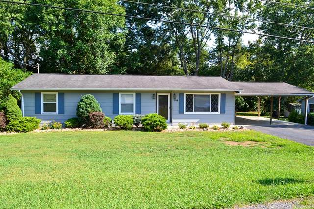 504 Kingfisher Ave, Sevierville, TN 37862 (#244341) :: The Terrell-Drager Team