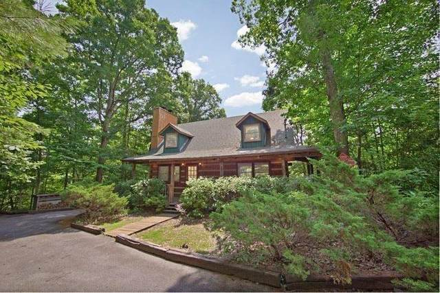 661 Oak View Court, Pigeon Forge, TN 37863 (#244388) :: The Terrell-Drager Team