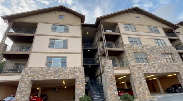 224, #101 Maggie Mack Lane Villas At Saddl, Sevierville, TN 37862 (#244393) :: Colonial Real Estate