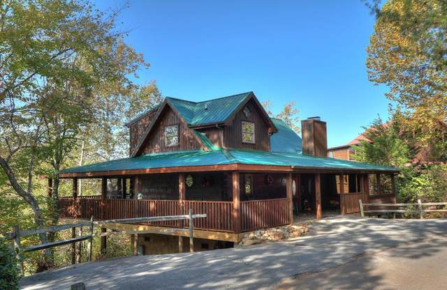 2005 Cluster Oak Way, Sevierville, TN 37876 (#244403) :: The Terrell-Drager Team