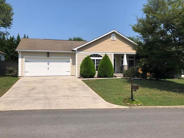 1323 Harrison Creek Rd, Sevierville, TN 37876 (#244425) :: The Terrell-Drager Team
