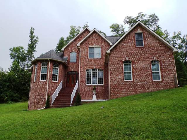 168 Green Forest Rd, Cosby, TN 37772 (#244507) :: Century 21 Legacy