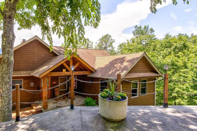 967 Scenic Trail, Gatlinburg, TN 37738 (#244524) :: Suzanne Walls with eXp Realty