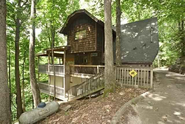 "1329 S Baden Drive ""Bear Crossing , Gatlinburg, TN 37738 (#244550) :: JET Real Estate"