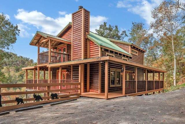 751 Mill Creek Rd. Hold My Bear, Pigeon Forge, TN 37863 (#244566) :: The Terrell-Drager Team