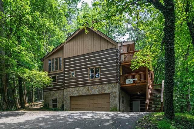 4296 Powdermill Estates Rd., Sevierville, TN 37876 (#244627) :: JET Real Estate