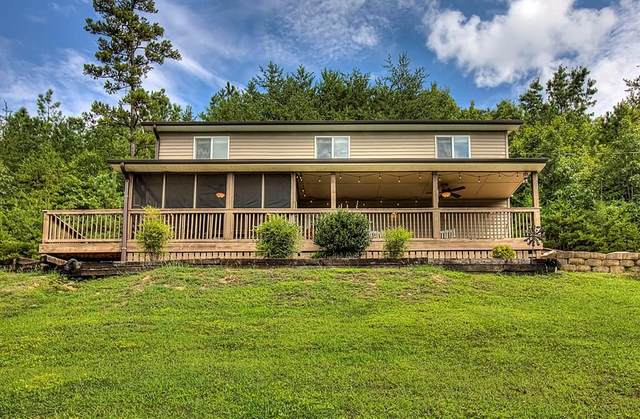 289 Cove Hollow Rd, Cosby, TN 37722 (#244628) :: Century 21 Legacy