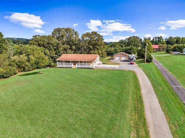 1412 Twin Oaks Road, Sevierville, TN 37876 (#244632) :: The Terrell-Drager Team