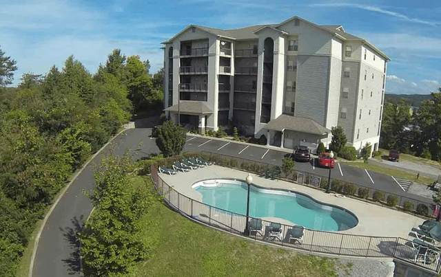 215 Mayes Road Unit 153, Pigeon Forge, TN 37863 (#244668) :: Colonial Real Estate