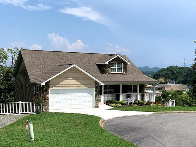 2427 Crossview Dr, Pigeon Forge, TN 37863 (#244679) :: The Terrell-Drager Team