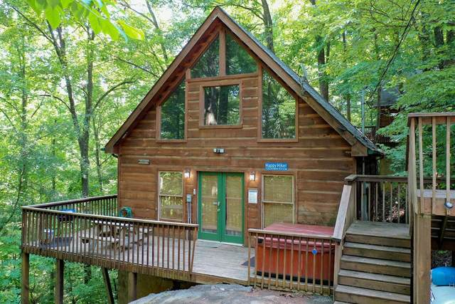 """1027 Elm Circle """"Happy Hiker"""", Sevierville, TN 37876 (#244686) :: The Terrell-Drager Team"""