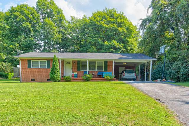 1914 Howard Drive, Knoxville, TN 37918 (#244729) :: Tennessee Elite Realty
