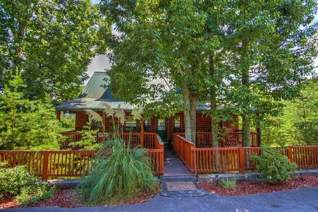 1633 Nicoha Blvd Cub House, Sevierville, TN 37862 (#244762) :: JET Real Estate