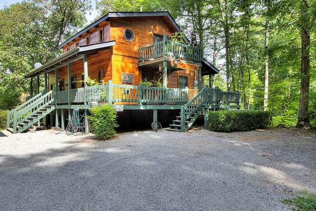 1930 Trace Way House Only Lot , Sevierville, TN 37862 (#244806) :: The Terrell-Drager Team