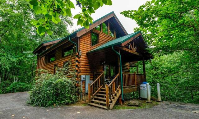 """804 San Remo Dr. """"As You Wish"""", Gatlinburg, TN 37738 (#244809) :: The Terrell-Drager Team"""